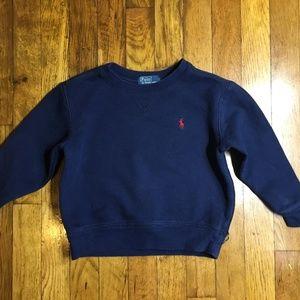 Boys Polo Ralph Lauren Sweat Shirt